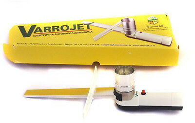 """Brand New - """"Varrojet"""" - Therapeutic Electric Smoker, Bee HEALTH, Beekeeping"""