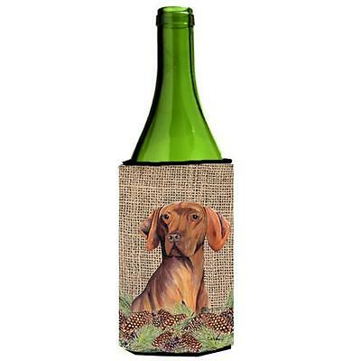 Carolines Treasures SC9044LITERK Vizsla Wine bottle sleeve Hugger 24 oz.