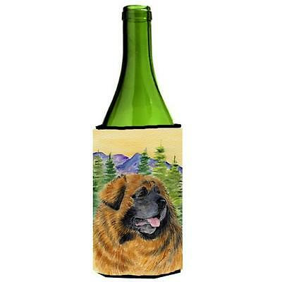 Carolines Treasures SS8202LITERK Leonberger Wine bottle sleeve Hugger • AUD 48.26