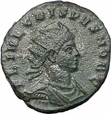 Crispus Constantine the Great son 319AD Ancient Roman Coin Victory Cult  i55484