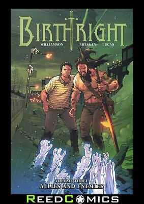BIRTHRIGHT VOLUME 3 GRAPHIC NOVEL New Paperback Collects Issues #11-15