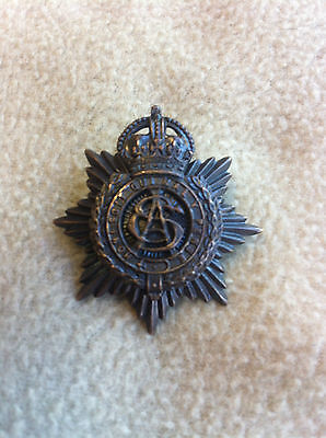 Pre WW1 Canadian Army Service Corp Cap Badge