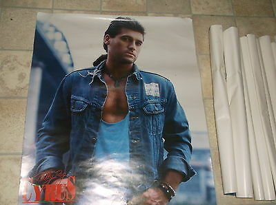 Lot Of Billy Ray Cyrus Posters Old Stock