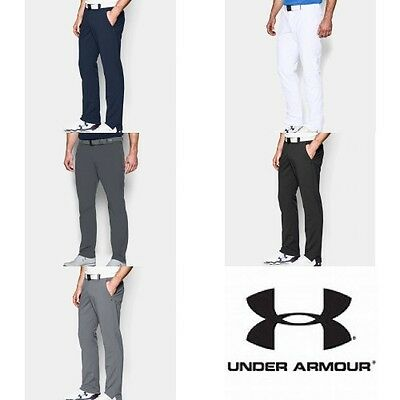Under Armour 2017 Men's Matchplay Pant Tapered Leg Golf Trousers