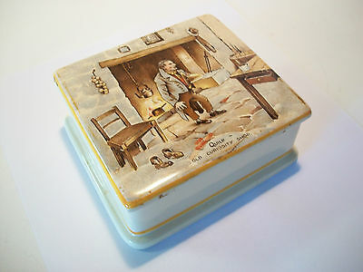 NEW HALL - HANLEY - Vintage Ceramic Box - Staffordshire - England - Circa 1950's
