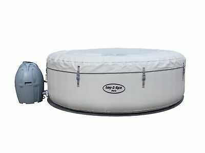 Pool, Jacuzzi, outdoor Lay-Z-Spa, inflatable, hot tube, massage jet system