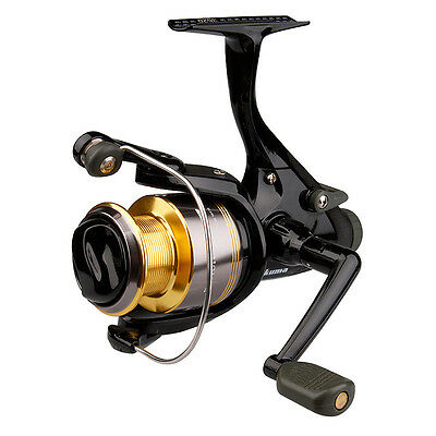 Okuma NEW Carp Fishing Proforce Baitrfeeder Freespool Reel 145 - 42629