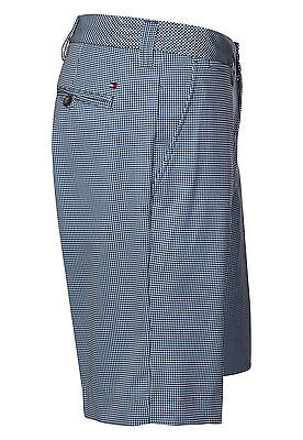 Tommy Hilfiger Mens Checked Golf Shorts Bermuda New RRP £75