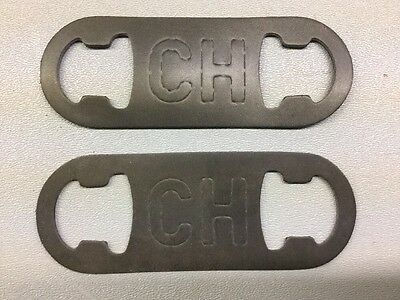 """Lot Of Two (2) Crouse-Hinds 1/2"""" Gaskets For Form 7 Conduit Body #gask571"""