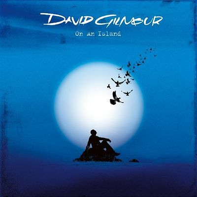 David Gilmour - On An Island - Brand New 180g Vinyl LP - SEALED