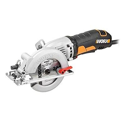 NEW WORX WX429 400W 120mm Worxsaw XL Compact Circular Saw