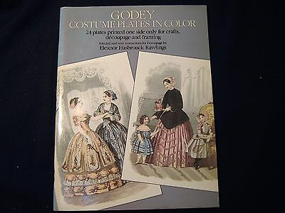 Godey Costume Plates in Color