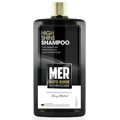 Mer Ultimate Shine Water Repellent Car Wash Shampoo Cleaner 500ml