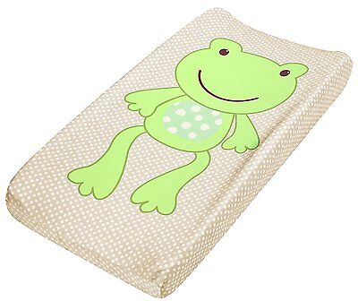 Summer Infant Change Pad Pals Changing Pad Covers - Frog, Monkey, Deer, Lion