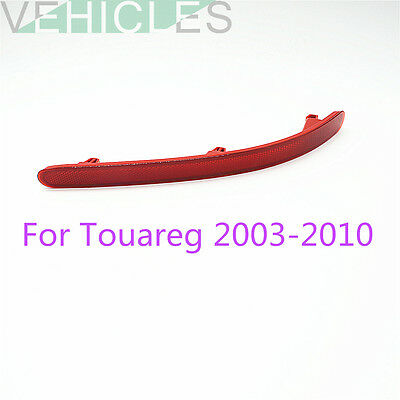 For Volkswagen VW Touareg 2003-2010 Right Driver side Rear Bumper Reflector New