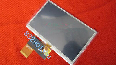 Touch Screen Digitizer + LCD  screen For KD50G23-40NB-A1-REVC panel display SHU