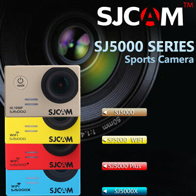 Original SJCAM SJ5000X SJ5000+ Plus WiFi 1080P HD Sport Camera Ambarella A7LS75