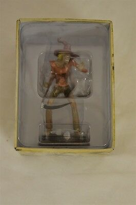 DC: Chess Collection: Scarecrow: No. 13: Pawn: Hand-Painted Metallic Resin