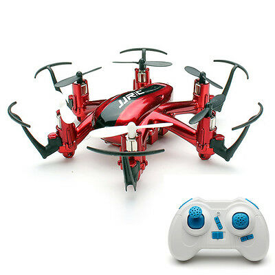 Mini Hexacopter Aircraft Quadrirotor 4Channel Rolling 360° 6axis Gyro 4LED Light