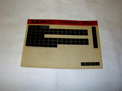 Kawasaki Ke100 Ke 100 B1/b2/b3/b4  Gen Part Catalogue Microfiche