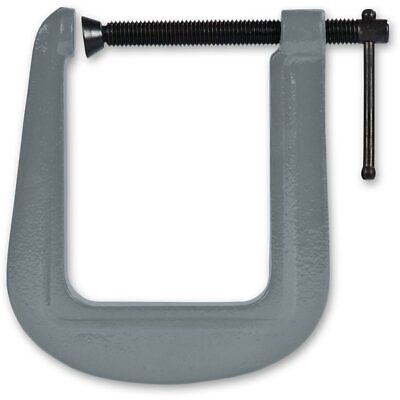 Axminster Trade Clamps Deep Throat G Clamp 75x120mm