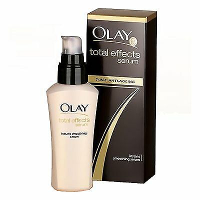 Olay Total Effects 7in1 Anti Ageing Instant Smoothing Serum 50 ml