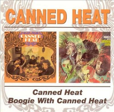 Canned Heat/Boogie With Canned Heat New Cd