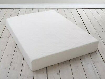 """5FT KINGSIZE 10"""" (7+3) Memory Foam Mattress with Coolmax Cover + FREE Delivery"""