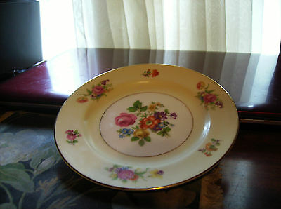 """Rose China Occupied Japan 6 1/2"""" Bread & Butter Plate NO RESERVE"""