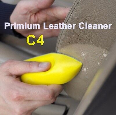 Car Seat Leather Nano Brush Cleaner Home Office Sofa Old Dirt stains Remover