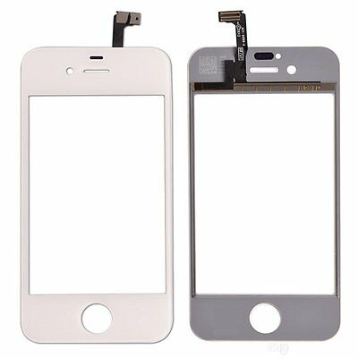Outer Touch Screen Digitizer Glass Lens for iPhone 4 4G 4S A1332 A1387 New