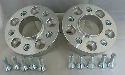 BMW 5 series E60 30mm Alloy Hubcentric Wheel Spacers 5x120 72.5CB 1 PAIR