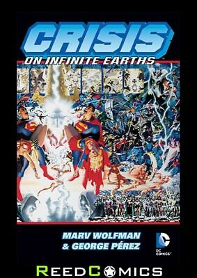 CRISIS ON INFINITE EARTHS GRAPHIC NOVEL (368 Pages) New Paperback