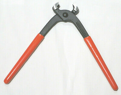 Side Jaw Crimper/Remover Tool For Oetiker and Murray Stainless Steel Ear Clamps