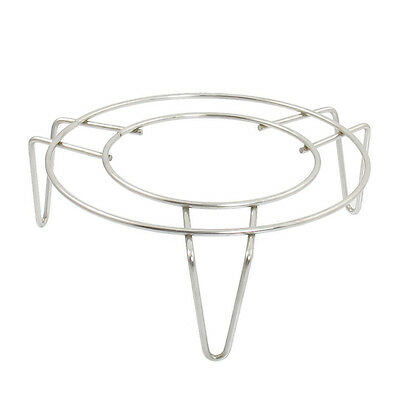 Housewife Kitchen Cooking Metal 3 Legs Steamer Rack Stand