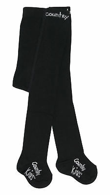 Country Kids Tights - Black