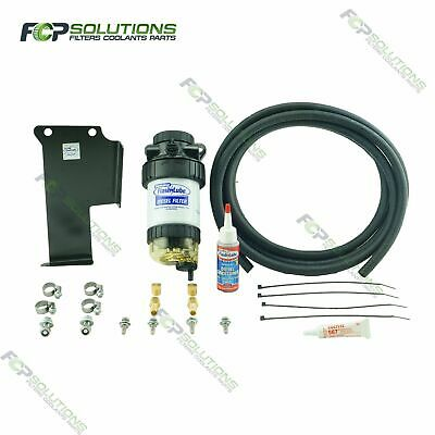 FLASHLUBE(Fuel Manager) Nissan Navara D40 2.5L Spain Built Diesel Pre Filter Kit