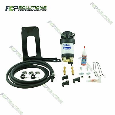 FLASHLUBE(Fuel Manager) Holden Colorado RG 2.8L Diesel Pre Filter Kit