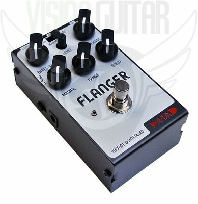 NEW! A/DA PBF Flanger - Pedal Board Friendly Classic ADA Flanger