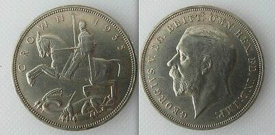 Collectable 1935 Jubilee Commemorative Crown King George V