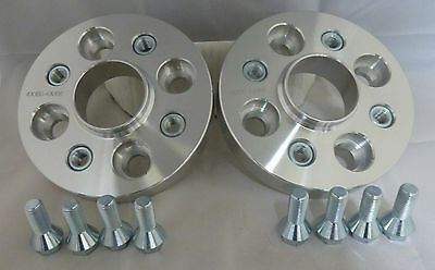 BMW E30 20mm Alloy Hubcentric Wheel Spacers 4x100 57.1CB 1 PAIR