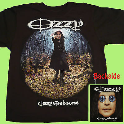 T-SHIRT OZZY OSBOURNE Gets me Through - Dreamer HEAVY METAL CD SIZE L