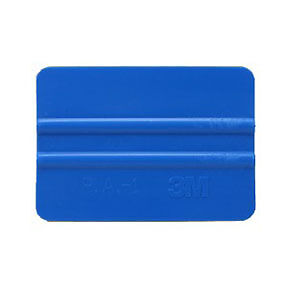 Scotchcal Application Squeegee 71601, Blue, 5/Set 3M Company 71601 3MS