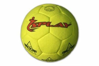 Splay Match Indoor Felt Football 5 a side foot ball cloth size sports balls