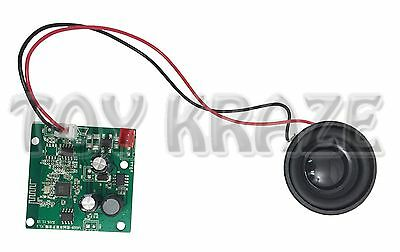 Bluetooth Circuit Board With Speaker 2 Wheel Scooter Replacement Part New