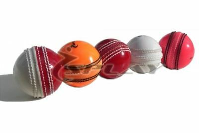 Indoor Cricket Ball incrediball incredi training coaching practise swing stitch