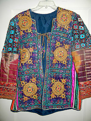 afgani wedding jacket, 20th C, superb condition
