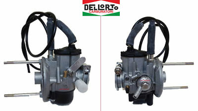 00958 Carburatore Ape 50 - Tm50 Shbc 18-16P Originale Dell'orto