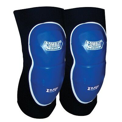 Combat Sports MMA Advanced IMF Tech Striking Knee Pads