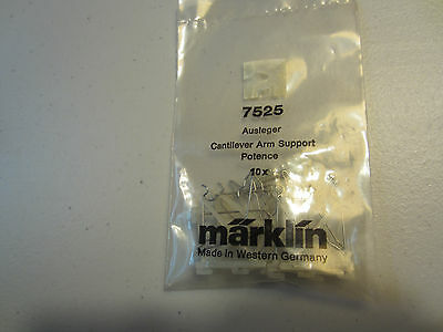 Marklin Z Scale # 7525 Cantilever Arm Support Package Of 10 New In Pack